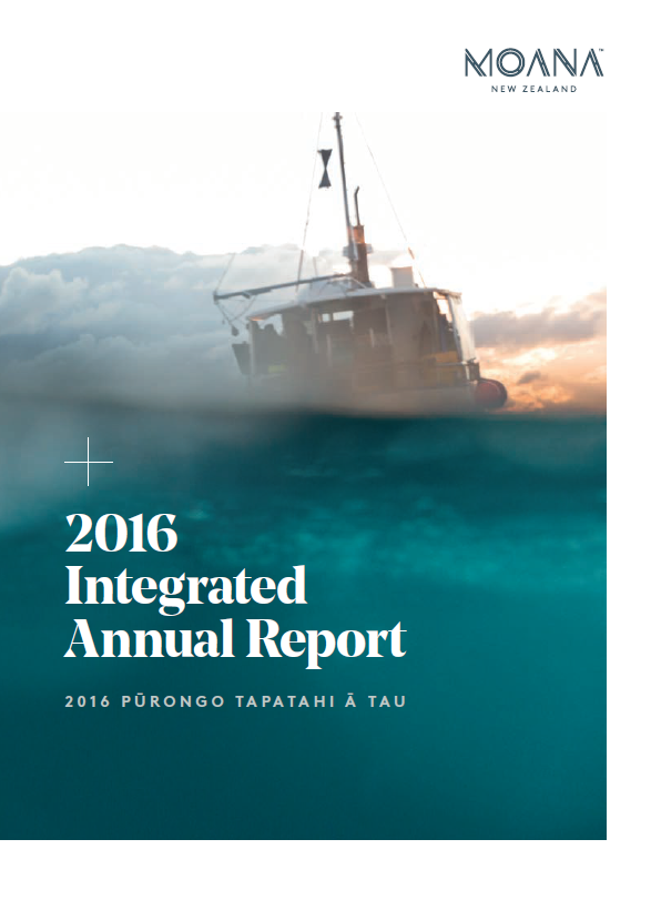 Integrated Annual Report 2016