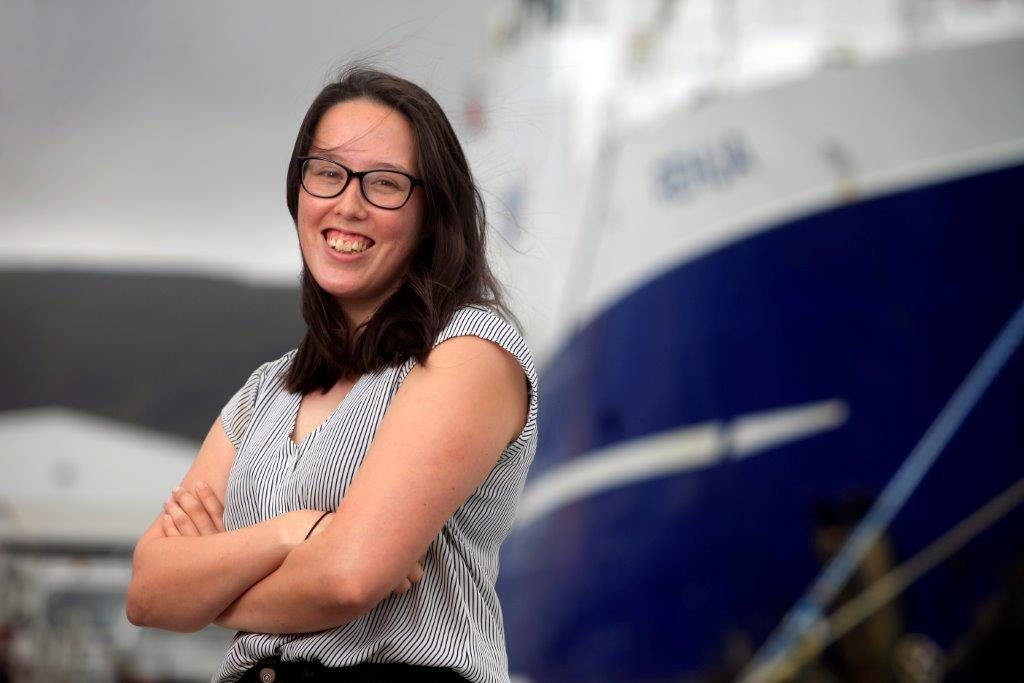 Future focus pays off for Global Fisheries Scholar