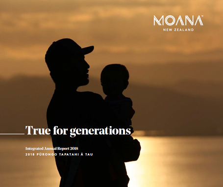 Moana New Zealand Annual Report 2018